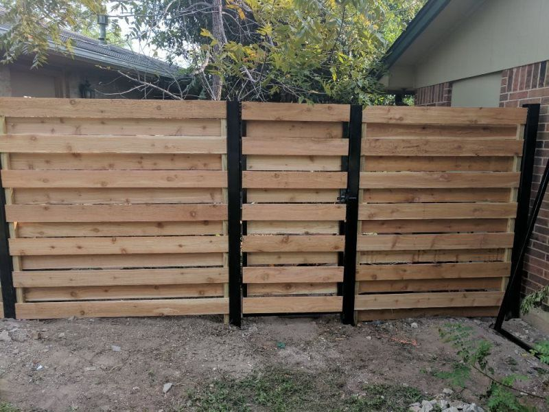 Gallery Custom Deck And Fence Staining Austin Tx 1