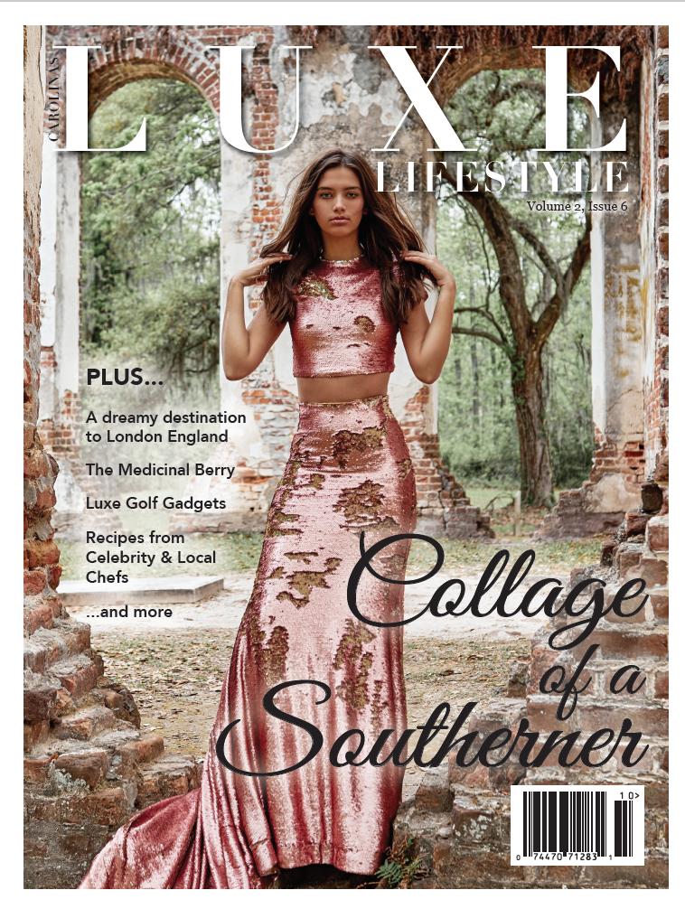 Charlotte Gril Magazine