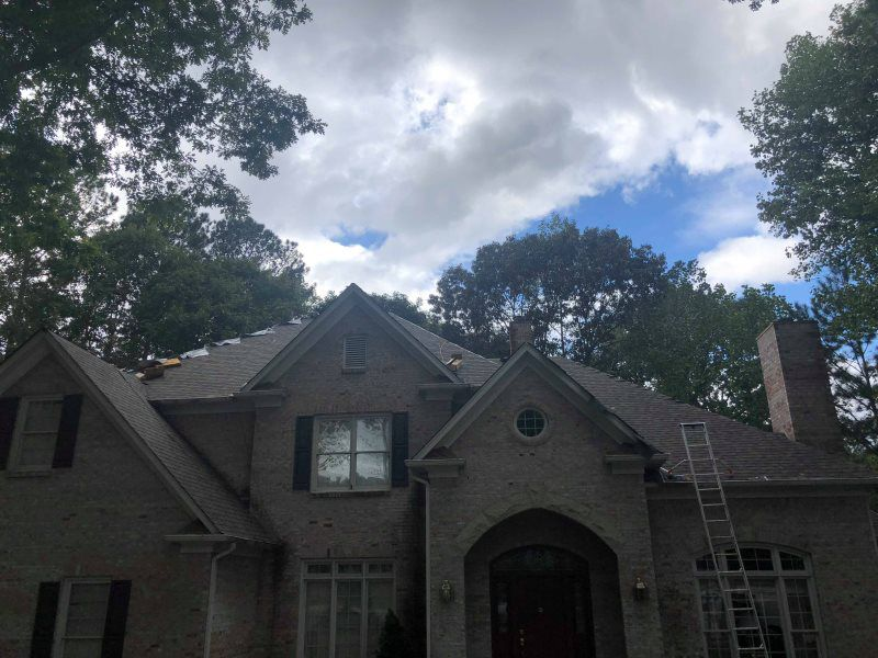 Roof Replacement in Birmingham, AL
