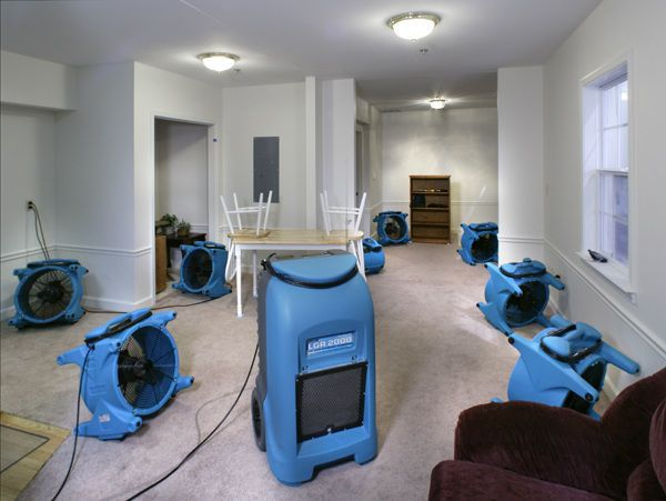 Water Damage Restoration Irvine