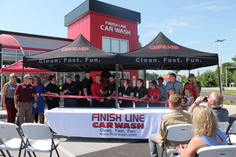 Home - Finish Line Car Wash