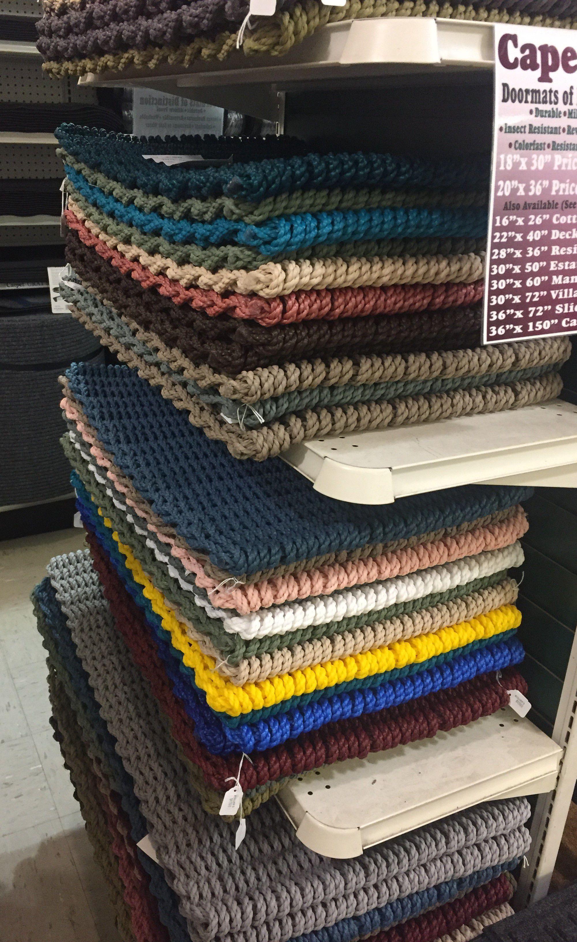 Spend A Little Save A Lot Cape Cod Doormats Are Built