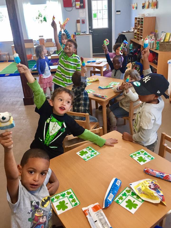 Firm Foundation Preschool - Matthew's Hope