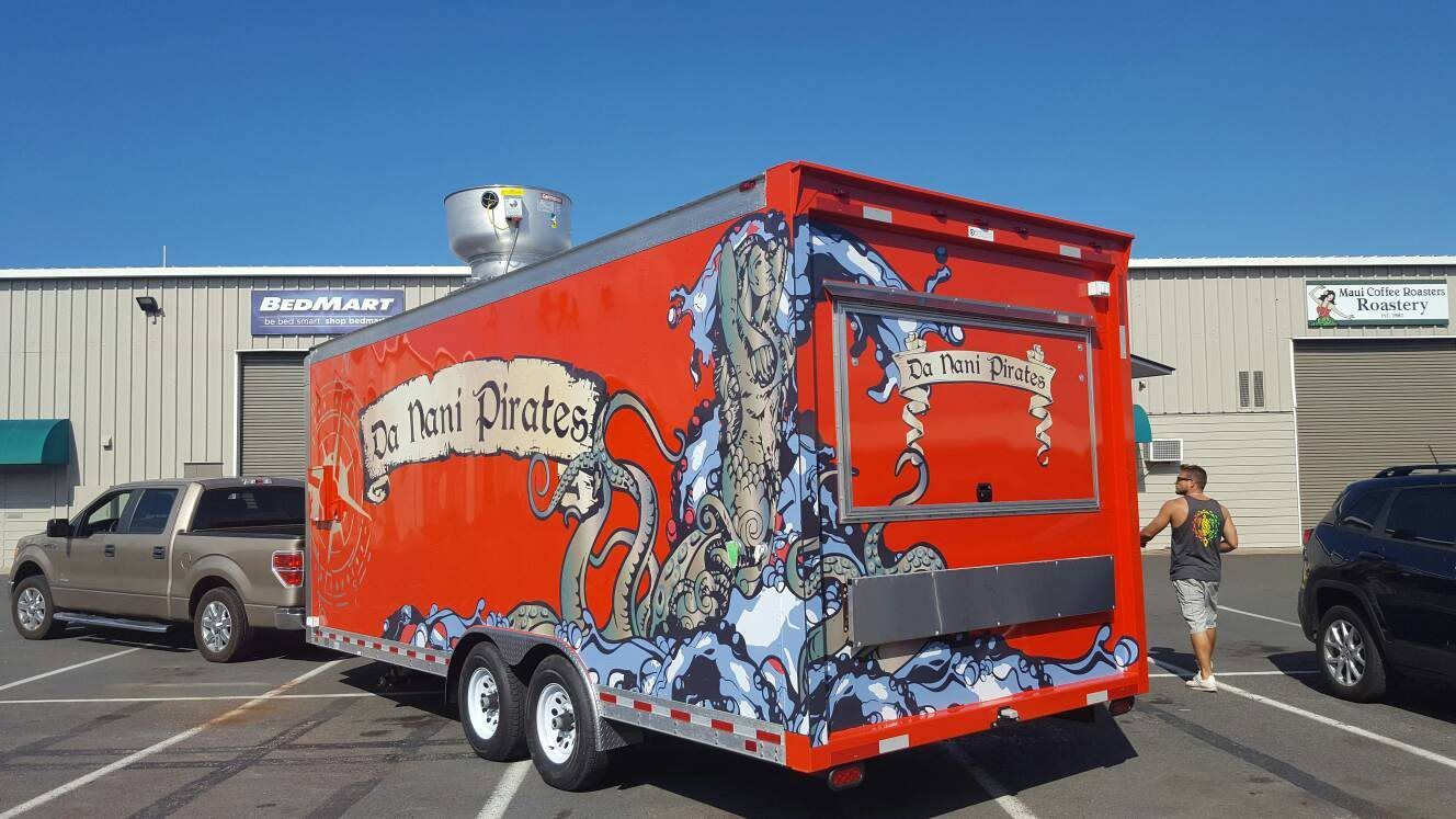 da nani pirates food truck