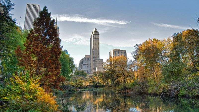 Central Park NYC Manhattan