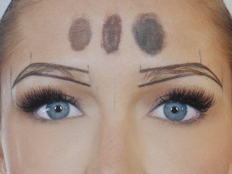 Permanent makeup eyebrows near me