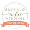 buffalo indie wedding logo