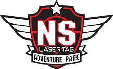 No Surrender laser tag logo