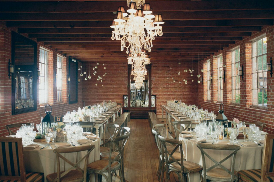 Whimsical And Vintage Carondelet House Reception Tr 232 S L