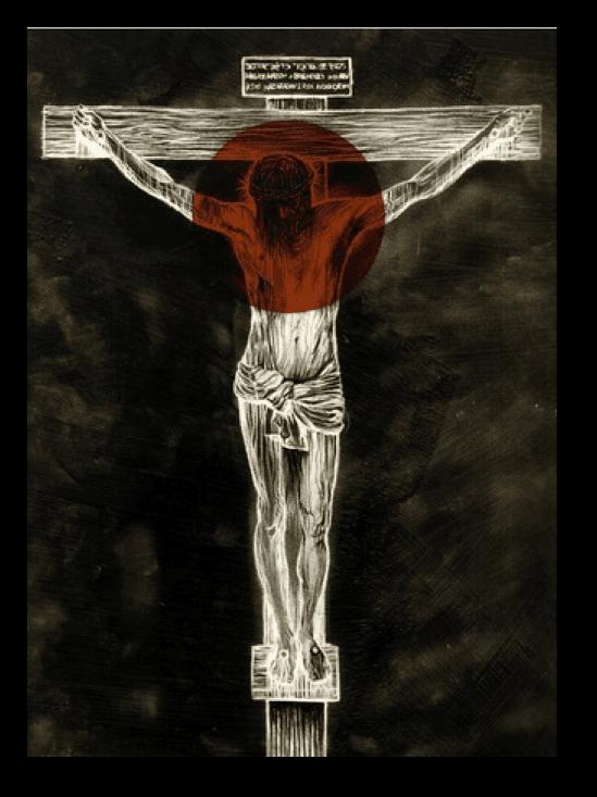 Crucifixion Chris Koelle