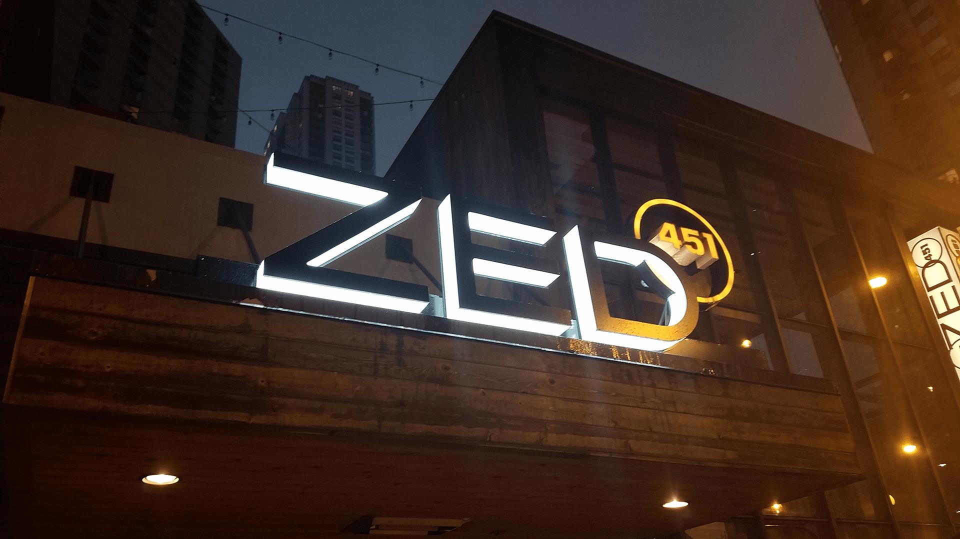 ZED 451