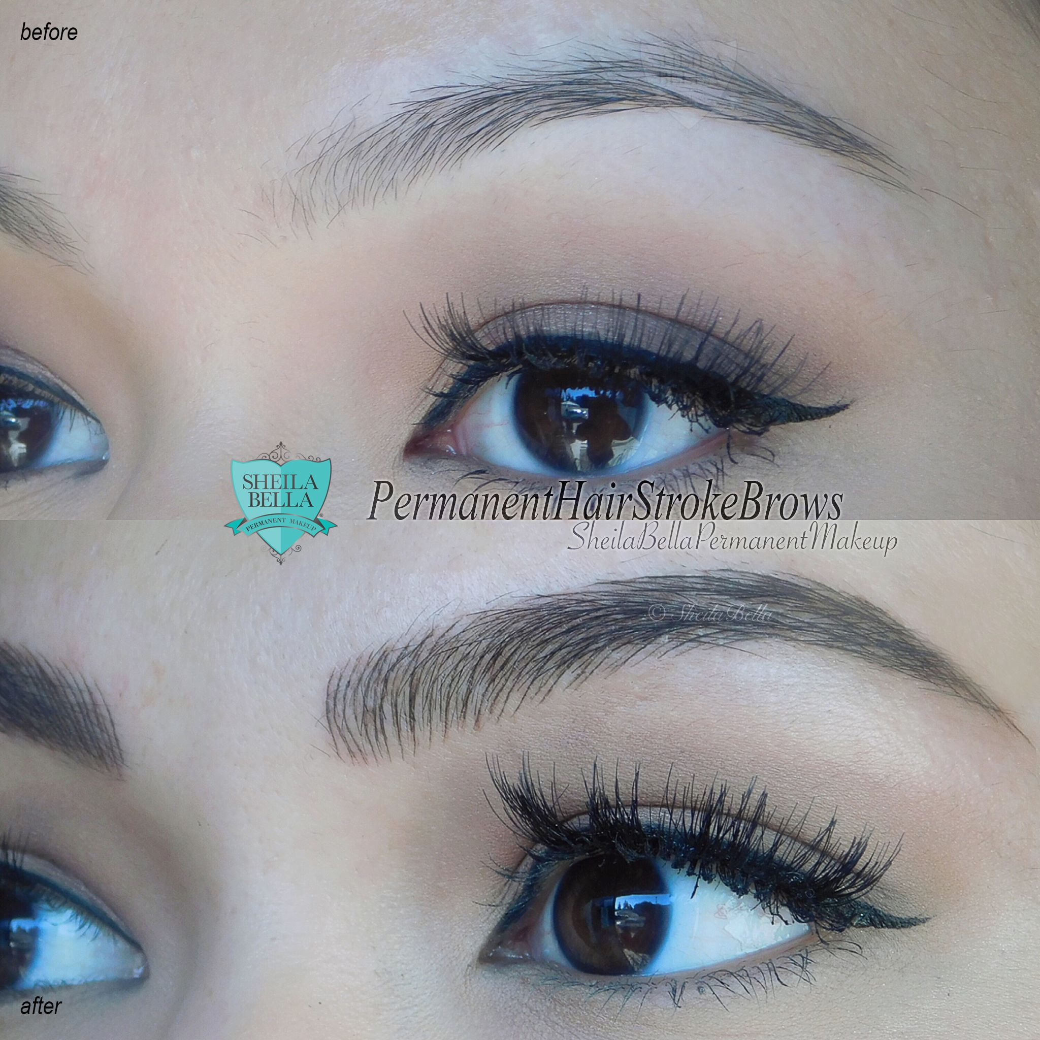 Best Microblading Clinic - Sheila Bella Permanent Makeup