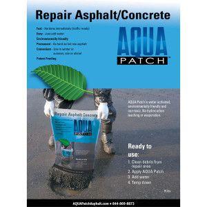 Product Line-up - Aqua Patch Road Materials