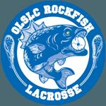 olslc rockfish lacrosse logo