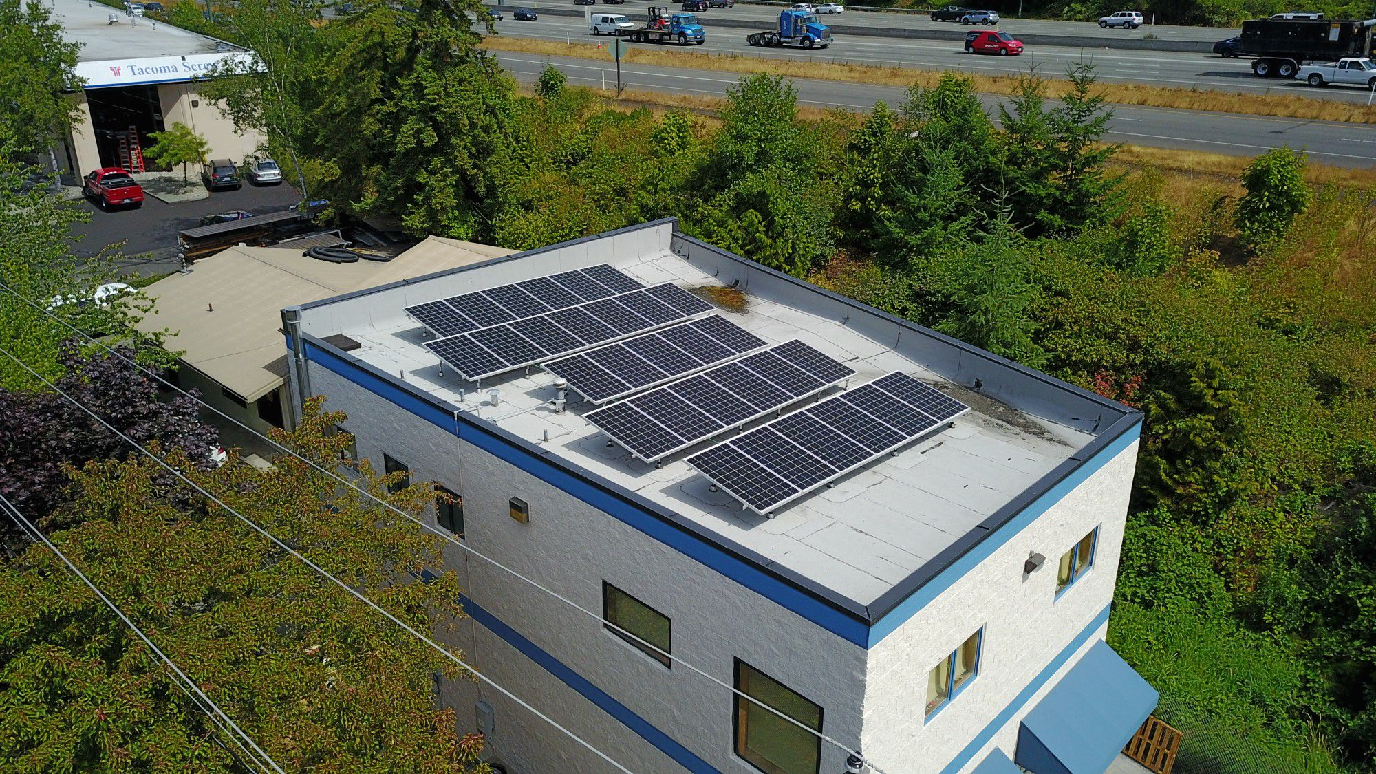 How Solar Works Northwest Electric And Commercial Wiring Diagram