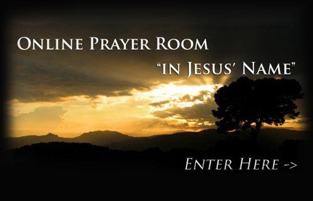 24 hour prayer room
