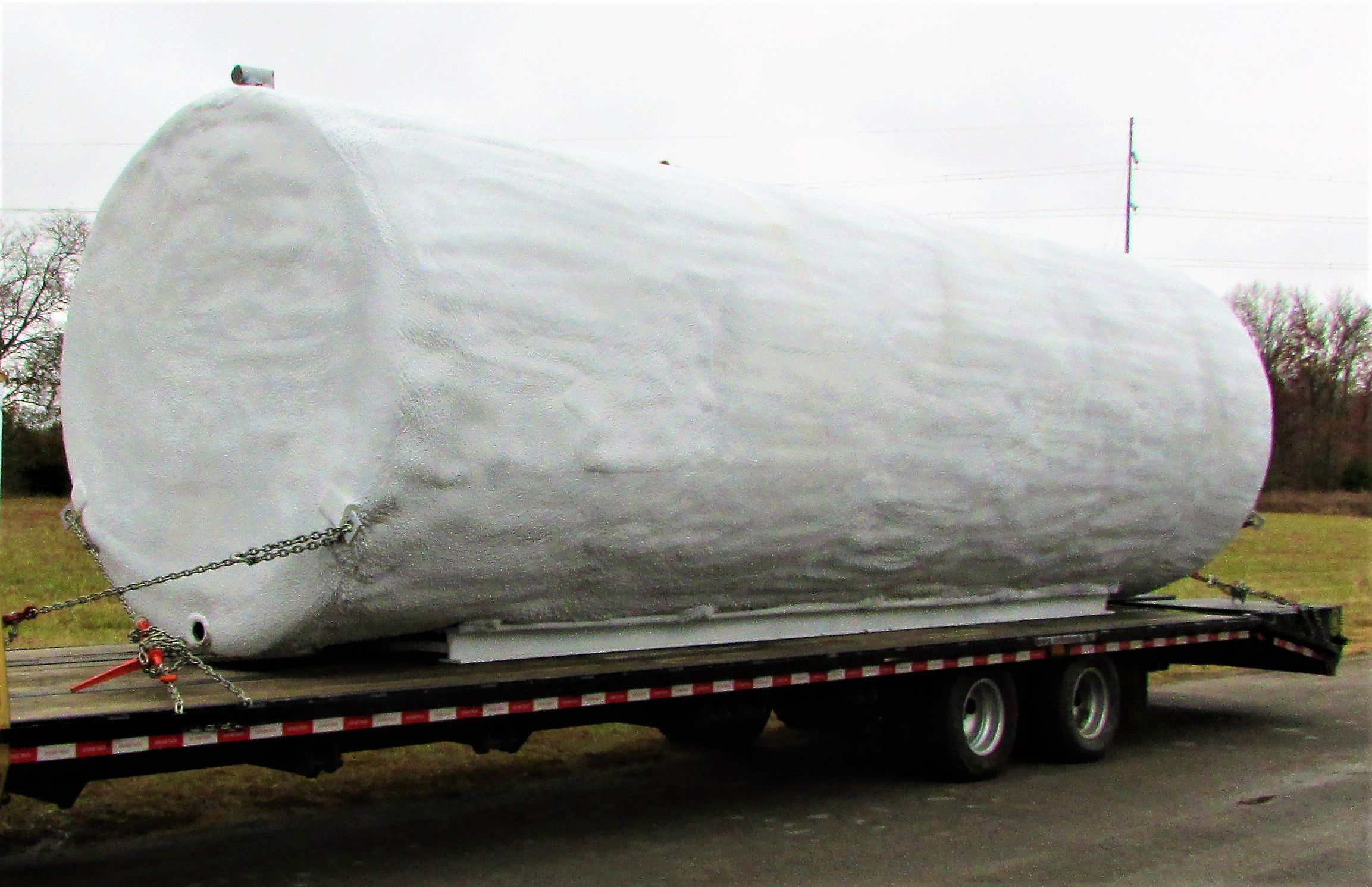 Our Special Insulated Storage Tanks - American Geothermal