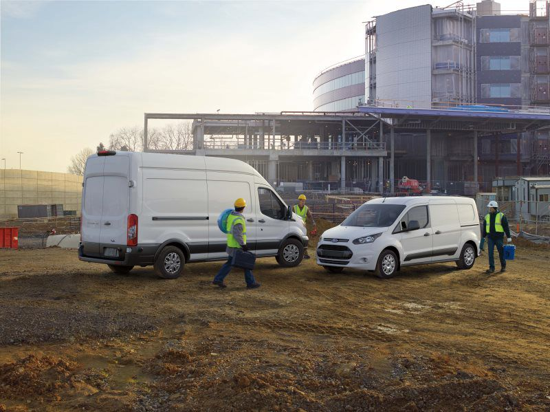 View our extensive Ford Transit inventory
