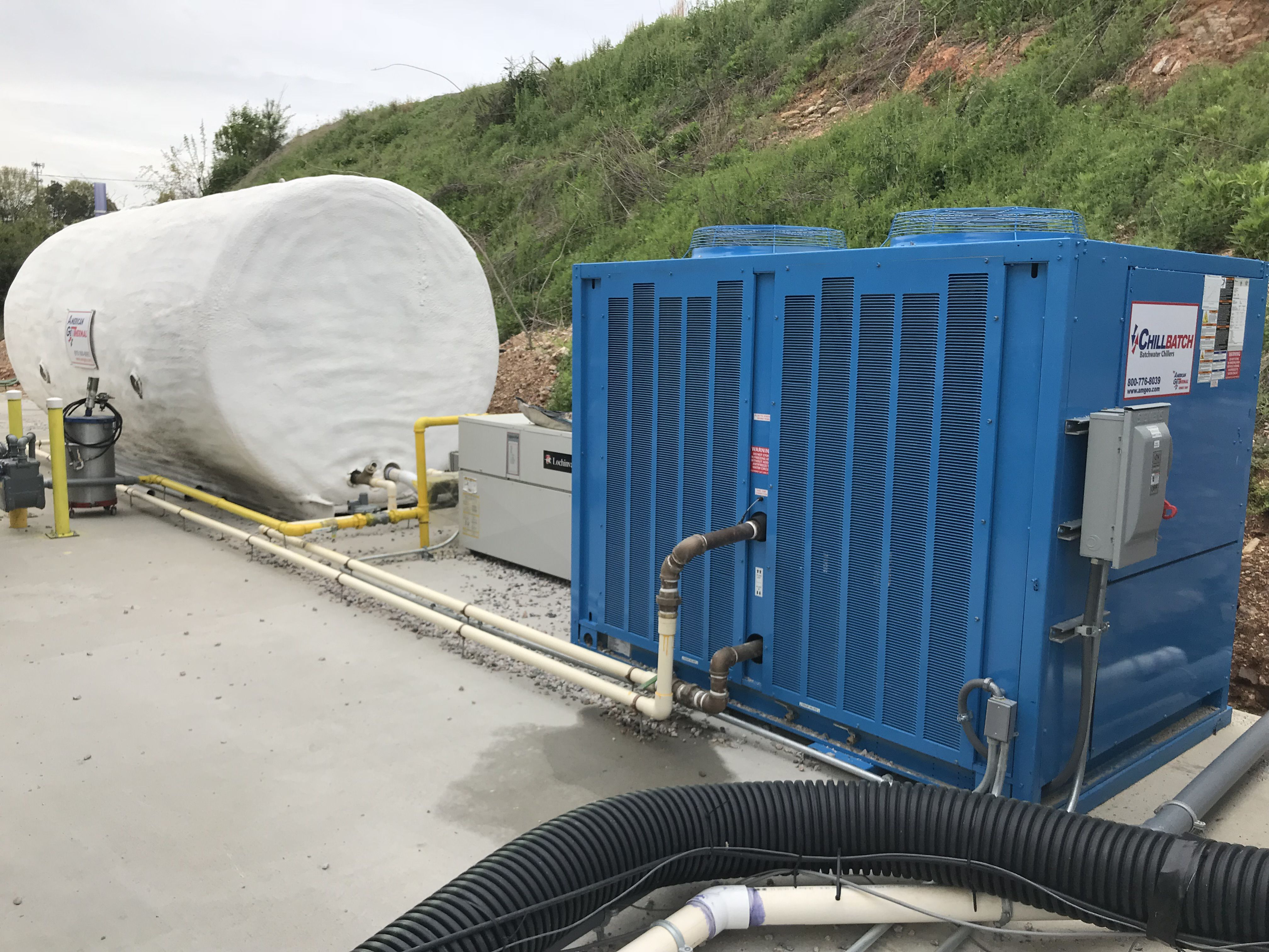 Exclusive Concrete Chillers - American Geothermal