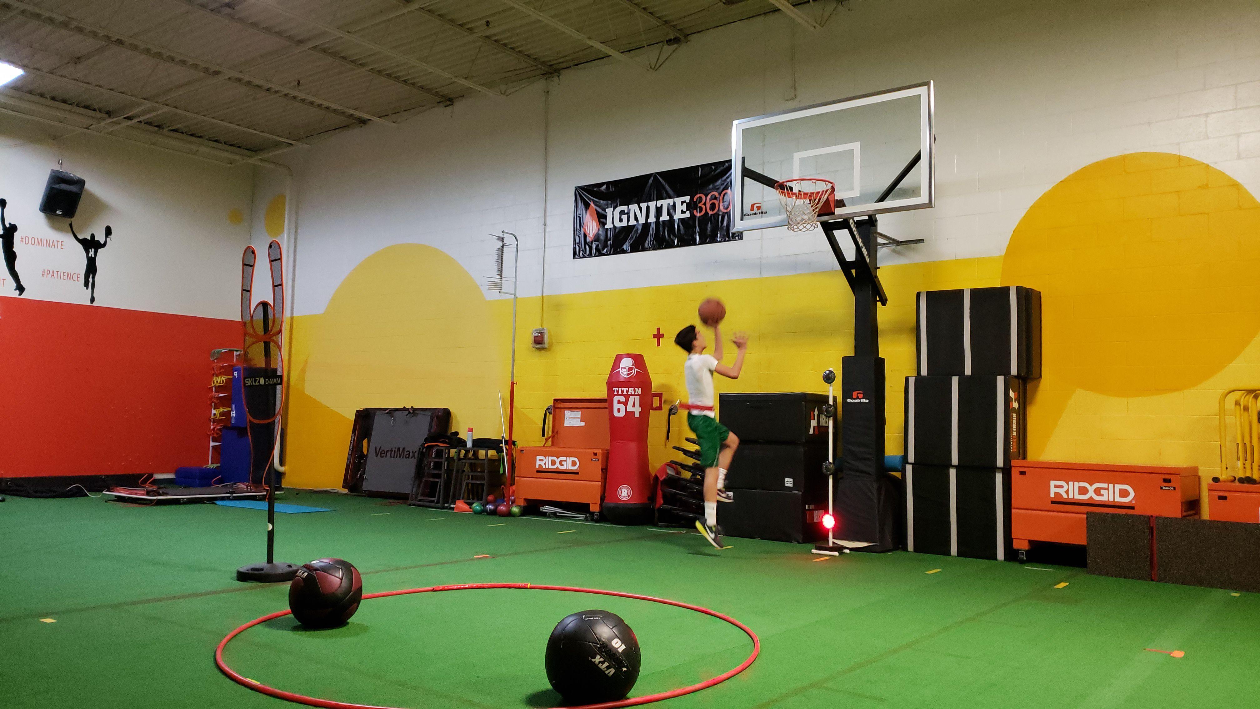 Vertimax Raptor - Higher Level Athletic Fitness