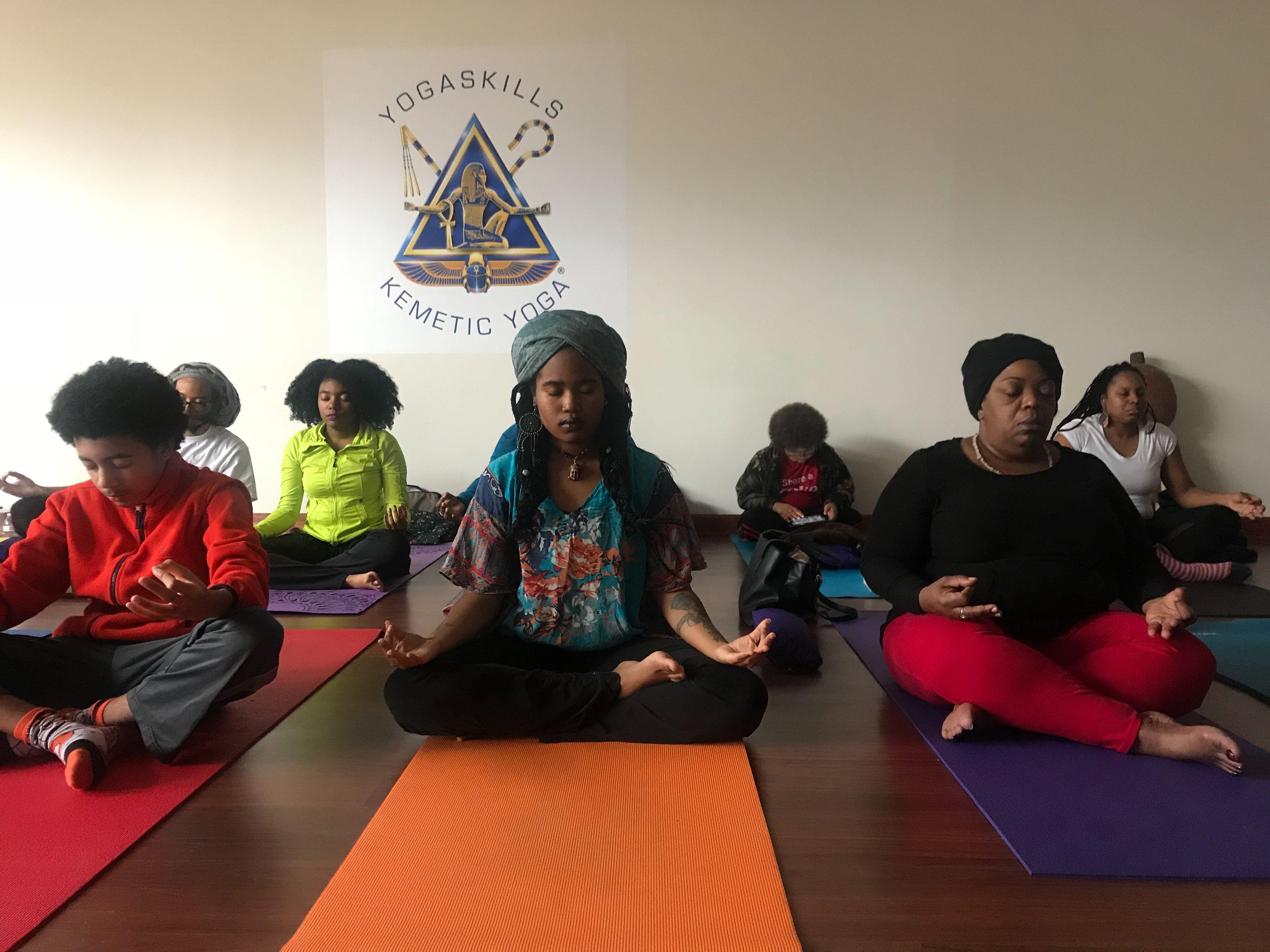 Atlanta Classes Kemetic Yoga
