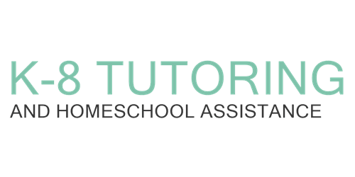 k-8 tutoring and homeschool assistance