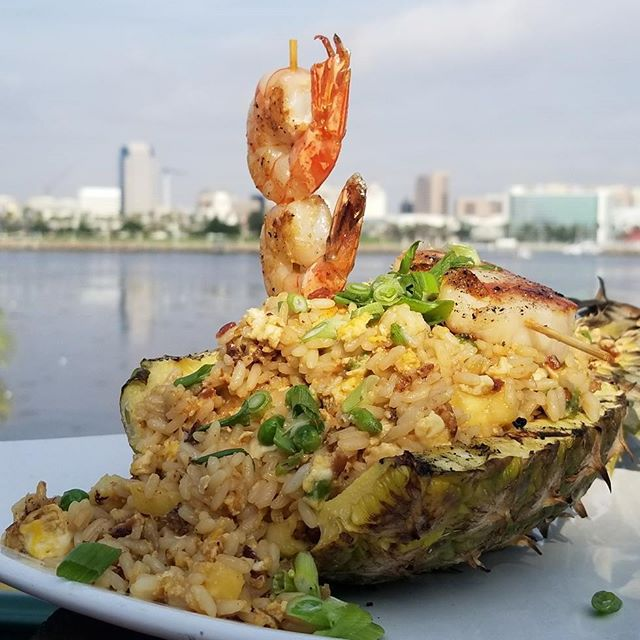 Dinner Menu The Reef Long Beach