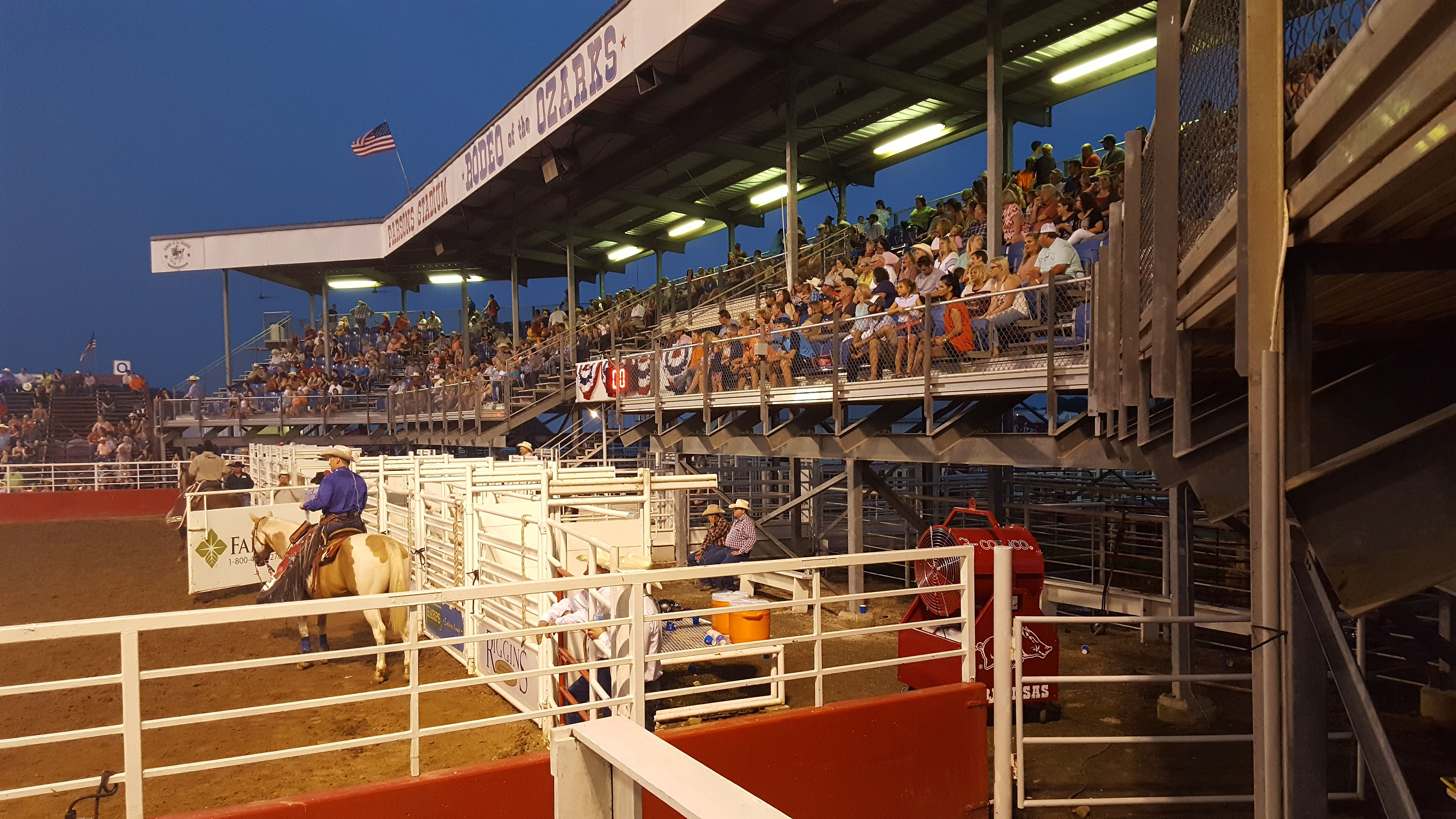 About Rodeo Of The Ozarks Rodeo Of The Ozarks
