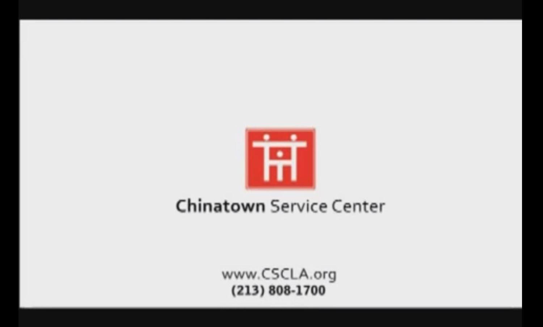 Home - Chinatown Service Center