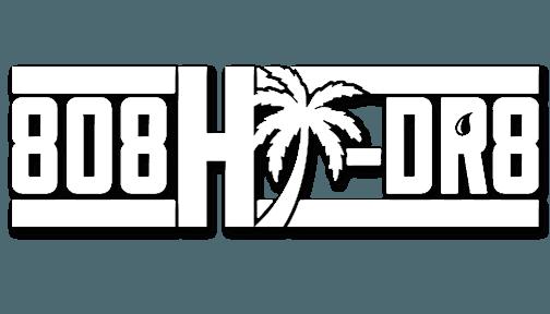 808hidr8 logo