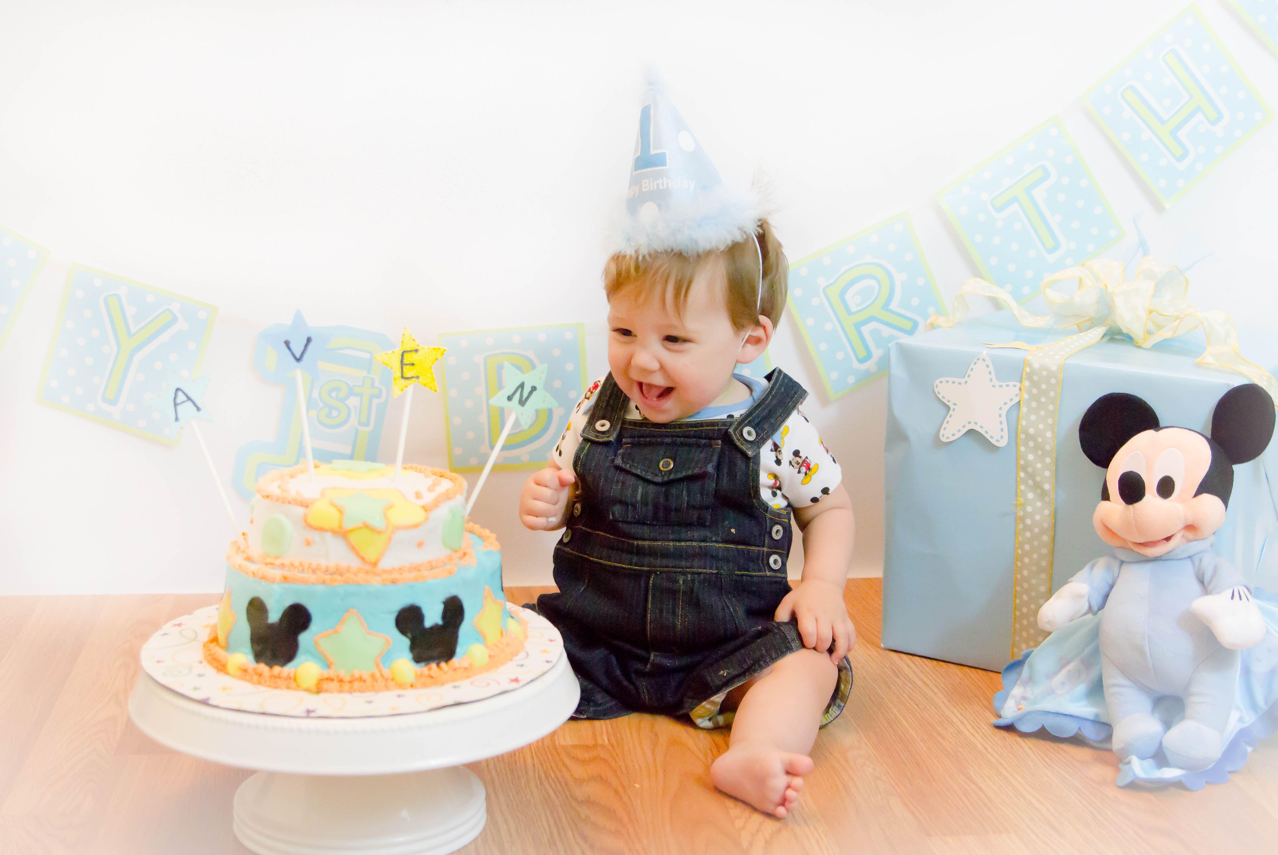 Enjoyable First Birthday Cake Smash Photography J Camillo Photography Birthday Cards Printable Inklcafe Filternl