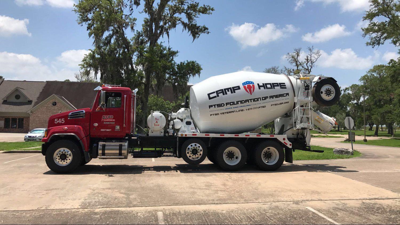 Ready Mix Concrete in Houston - Alleyton Resource Company