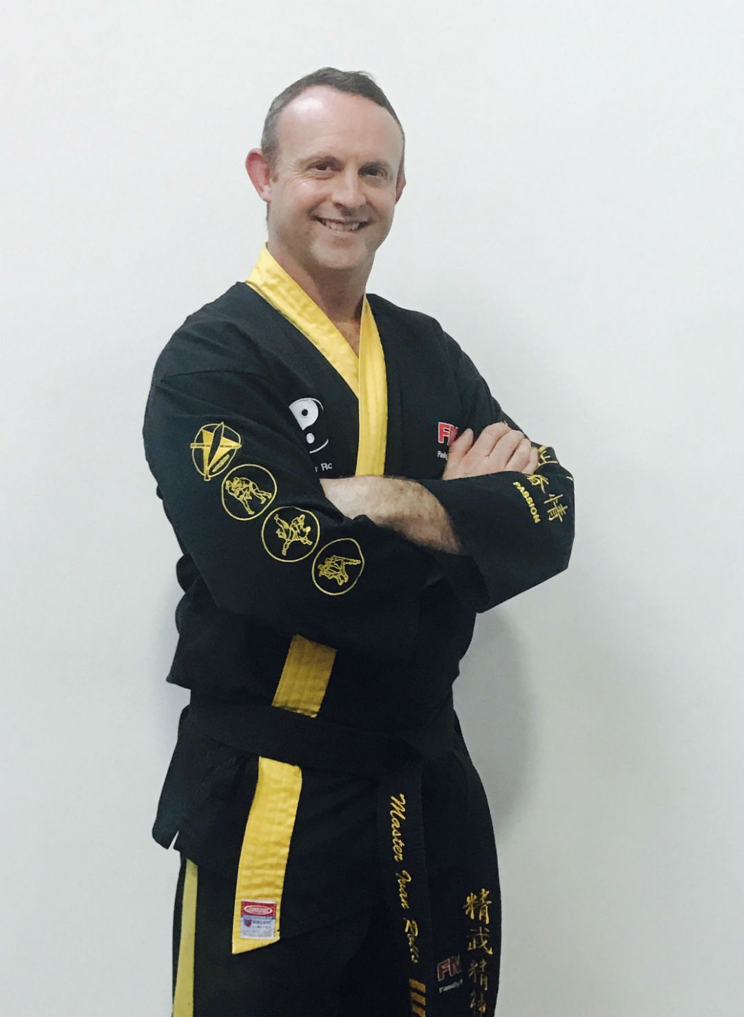 Hi Im Master Ivan Rolls Founder Of Family Martial Arts Leadership Academies Ive Seen Literally Thousands People Lives Change Through Our