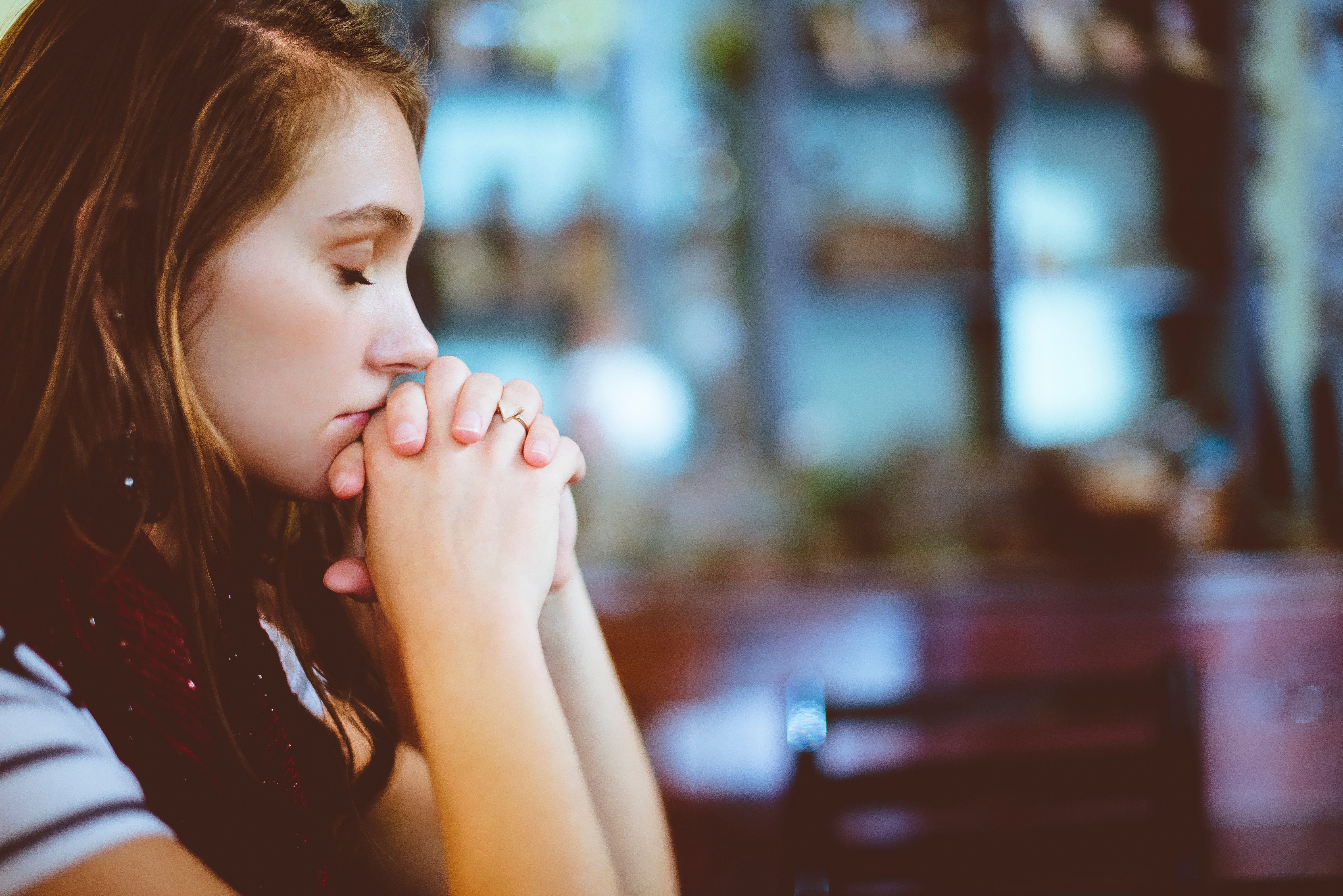 3 essential steps prayer ABC voices blog allendale