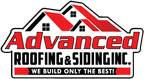 advanced roofing & siding inc logo